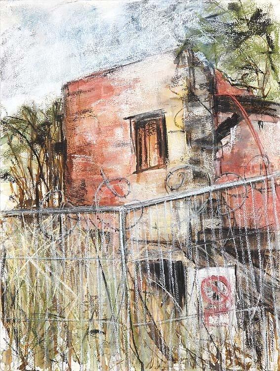 Cutt Mill (1) – large sketch