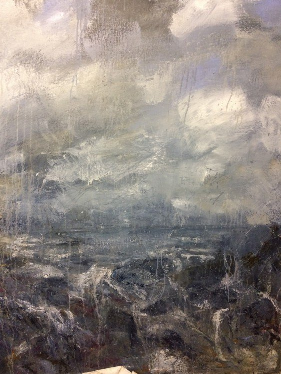 Borderline: Exhibition June 2017 – Town Mill Arts, Lyme Regis