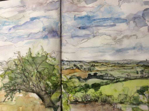 Summer 2017- sketchbook
