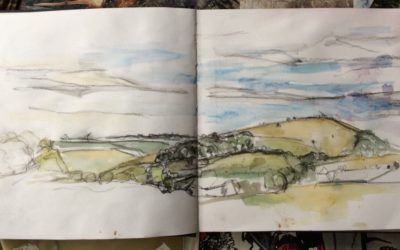 Summer 2017 – sketchbook